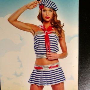 Sparkling Sailor Costume
